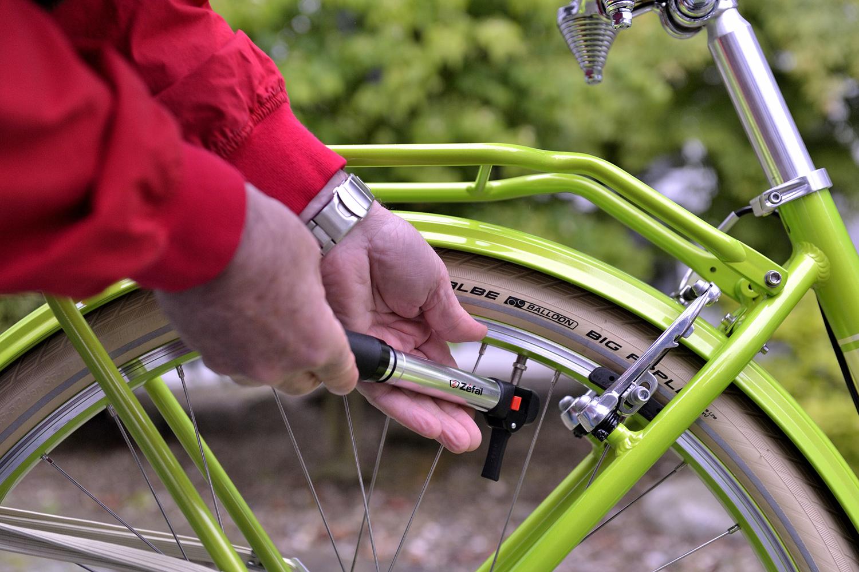 Test: Zehn Minipumpen, auch fürs Rennrad - RADfahren.de