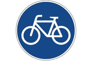 Verkehrsschilder Für Radfahrer Und Ihre Bedeutung
