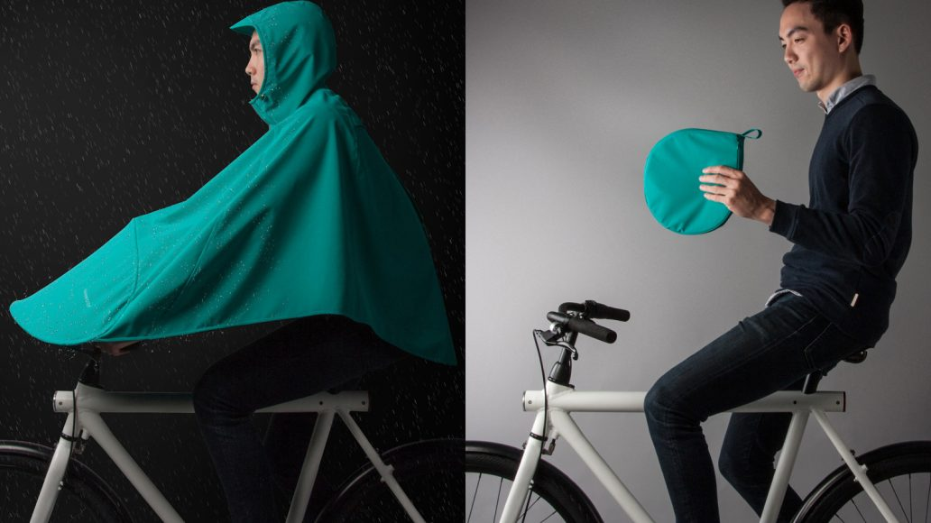 regenponcho fahrrad test