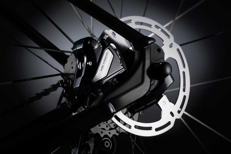 Metrea ist die neue Komponenten-Gruppe von Shimano.