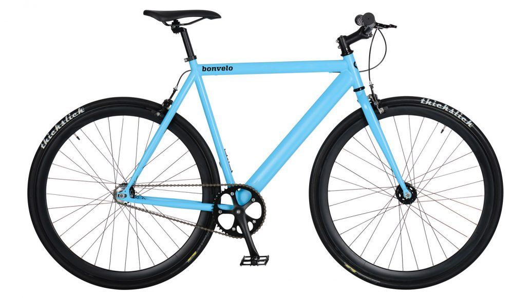 Das bonvelo Blizz in Blau