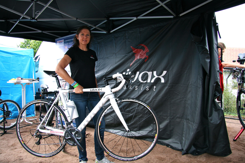 Vivax Drive, Gruber Assist, leichtes E-Bike