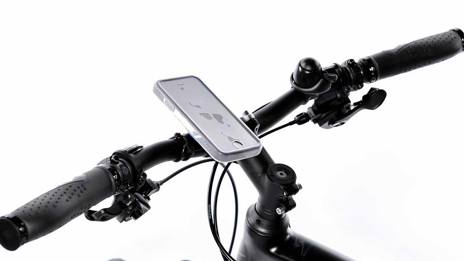 Quad-Lock iPhone Bike Kit