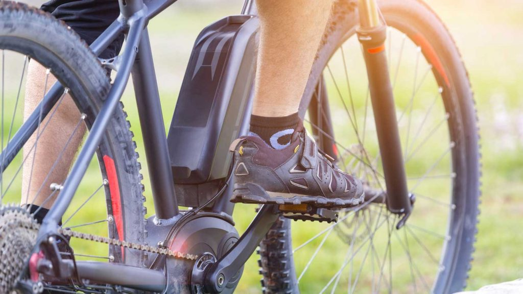 Immer mehr E-Bikes werden verkauft.