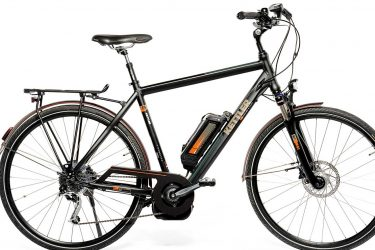 E Bike Test 2012 Testbericht Zum Tourenrad Kettler
