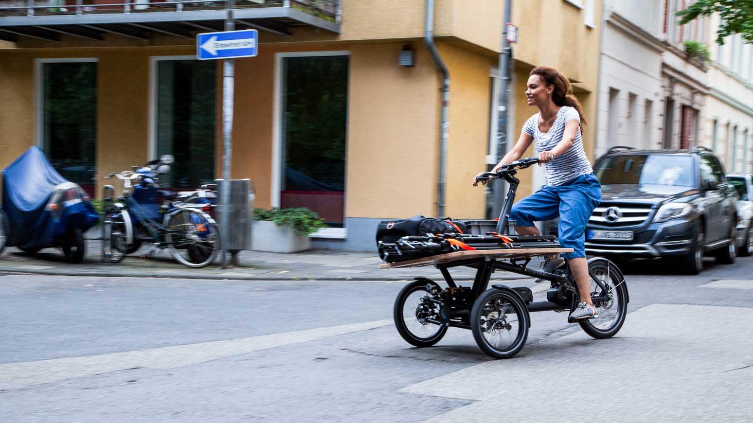 chike-Cargobike