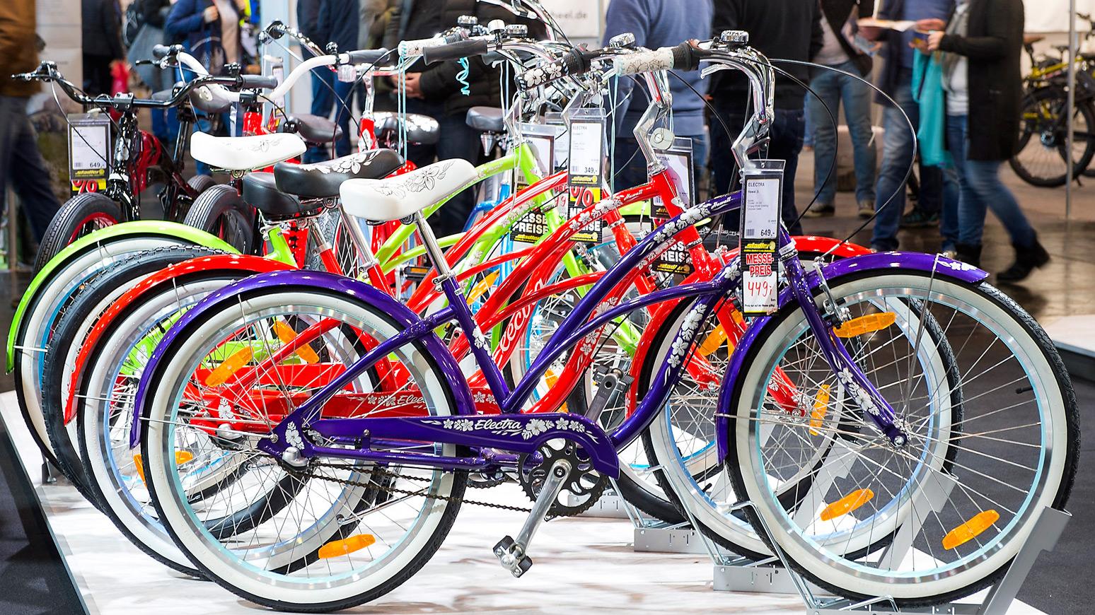 Fahrrad-Essen-Electra
