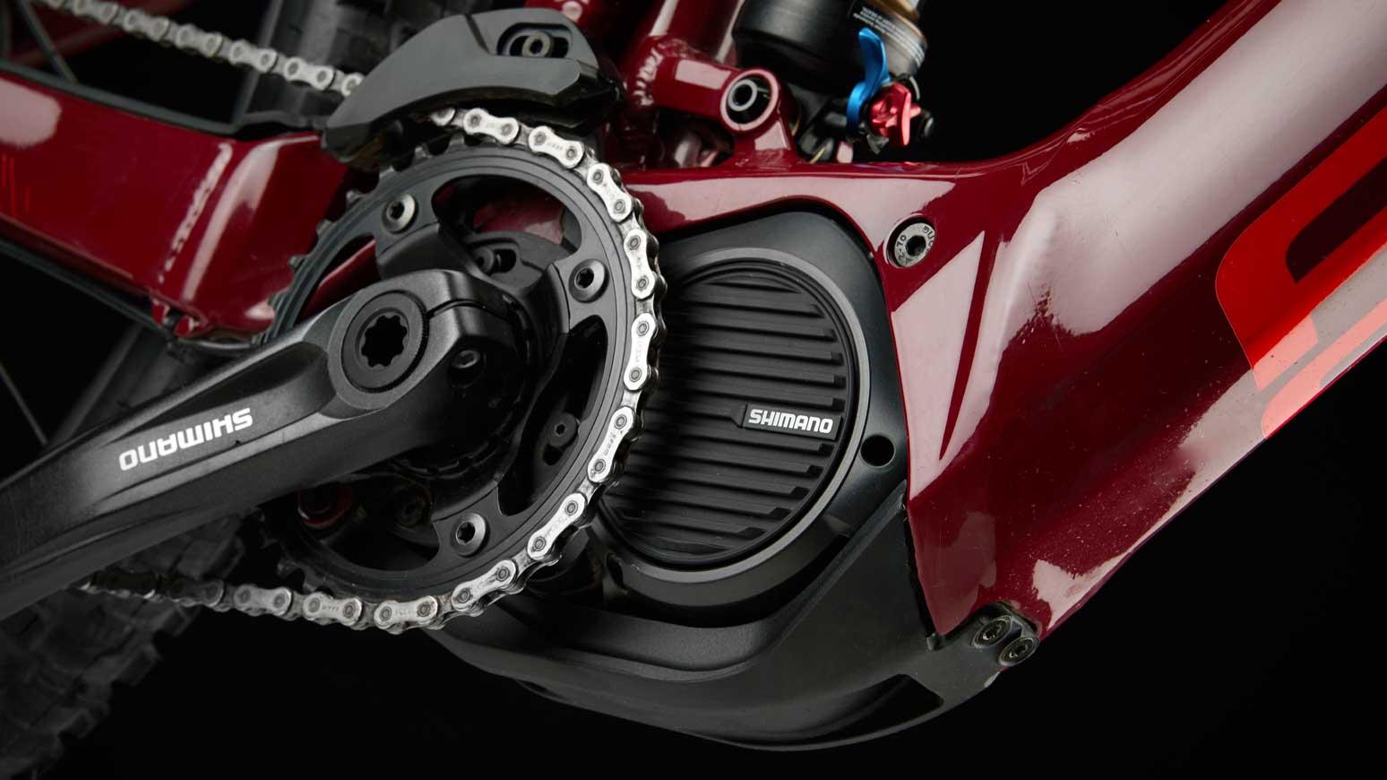 Shimano-Motor Focus Sam²