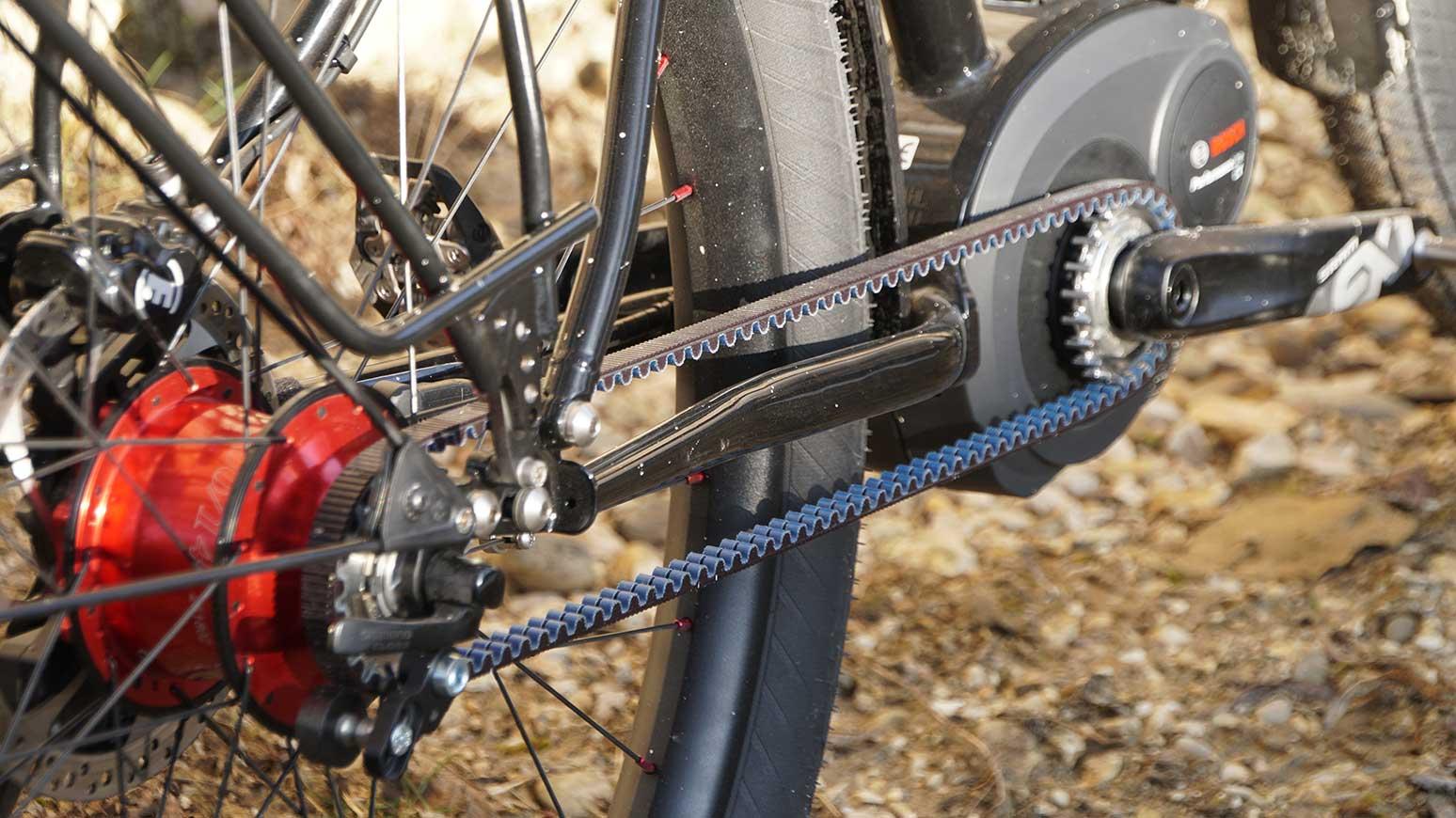 Rennstahl Reiserad Rohloff - zugelassen bis 185 Kilo maximalem Gesamtgewicht