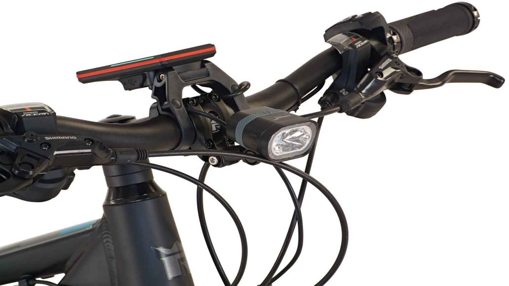 Spanninga LED Scheinwerfer am Rex