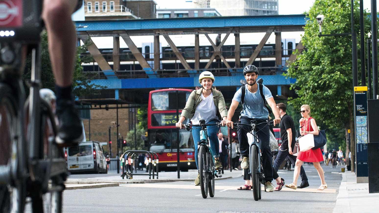 Fahrradleasing hat viele Vorteile - Bosch ermöglicht es seinen 4000 Mitarbeitern in Deutschland ab Februar´18