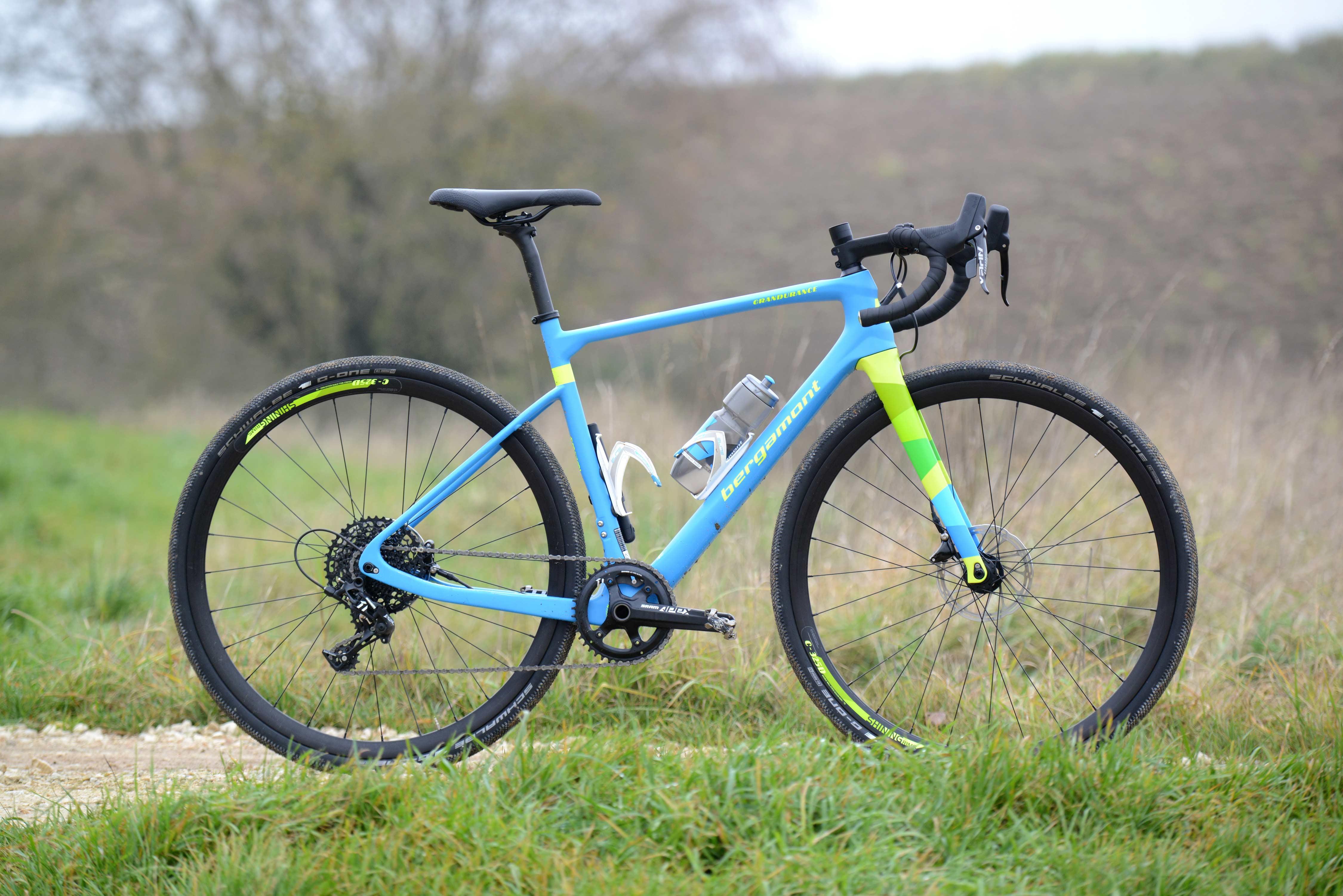 Gravelbike Bergamont Grandurance CX Team
