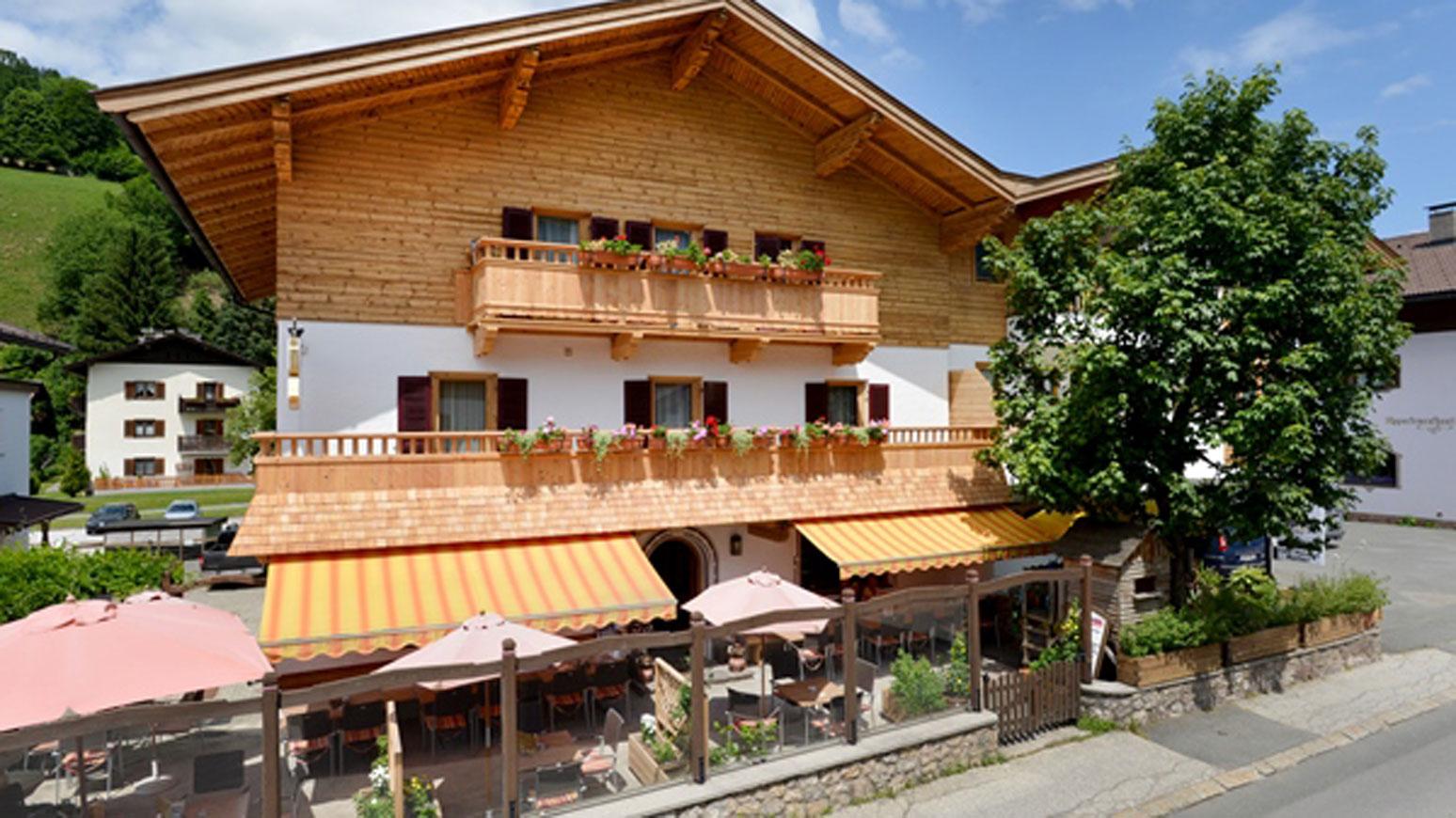 Hotel Cafe Koller Brixen