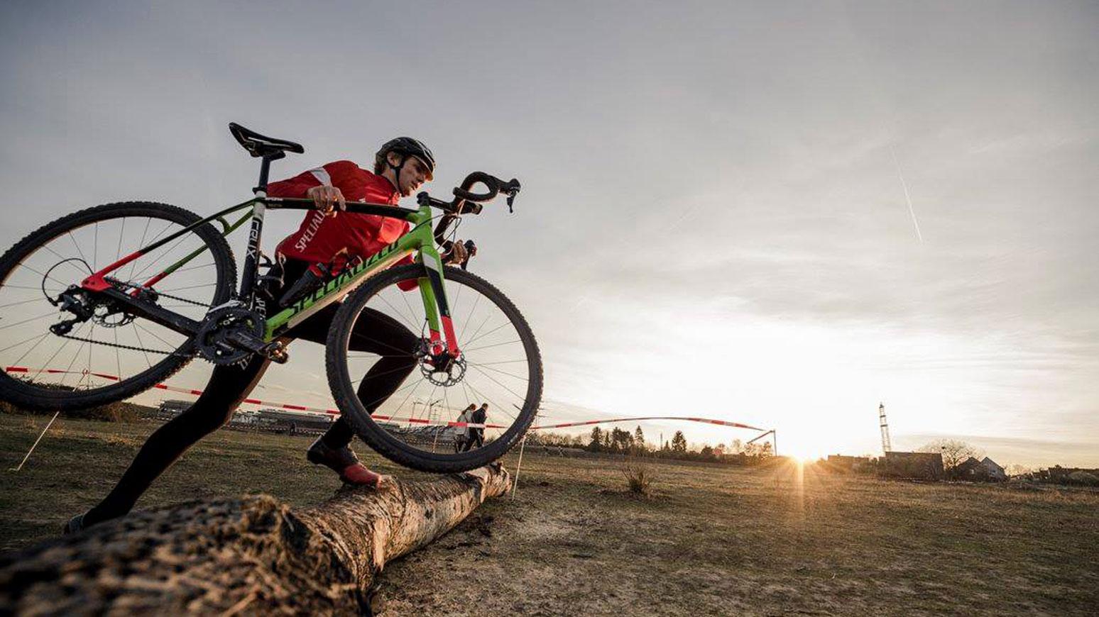 Jan Bruns Cyclocross Düsseldorf