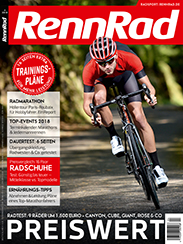 Titel der Rennrad 4-2018