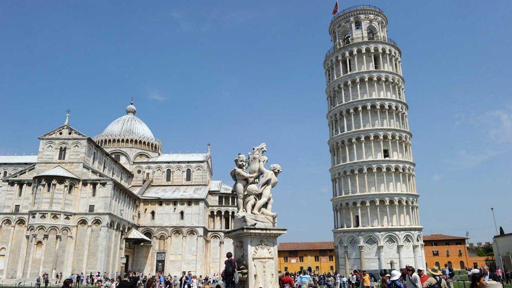Toskana Radreise: Spaß garantiert. Auf der Leserreise geht Tour 1 nach Pisa - dies werden Sie sehen!