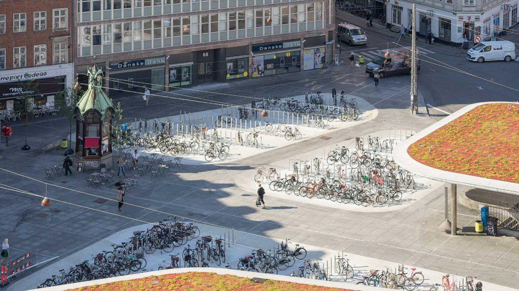 COBE und Gottlieb Paludan Architects: Nørreport Station, Kopenhagen/Dänemark