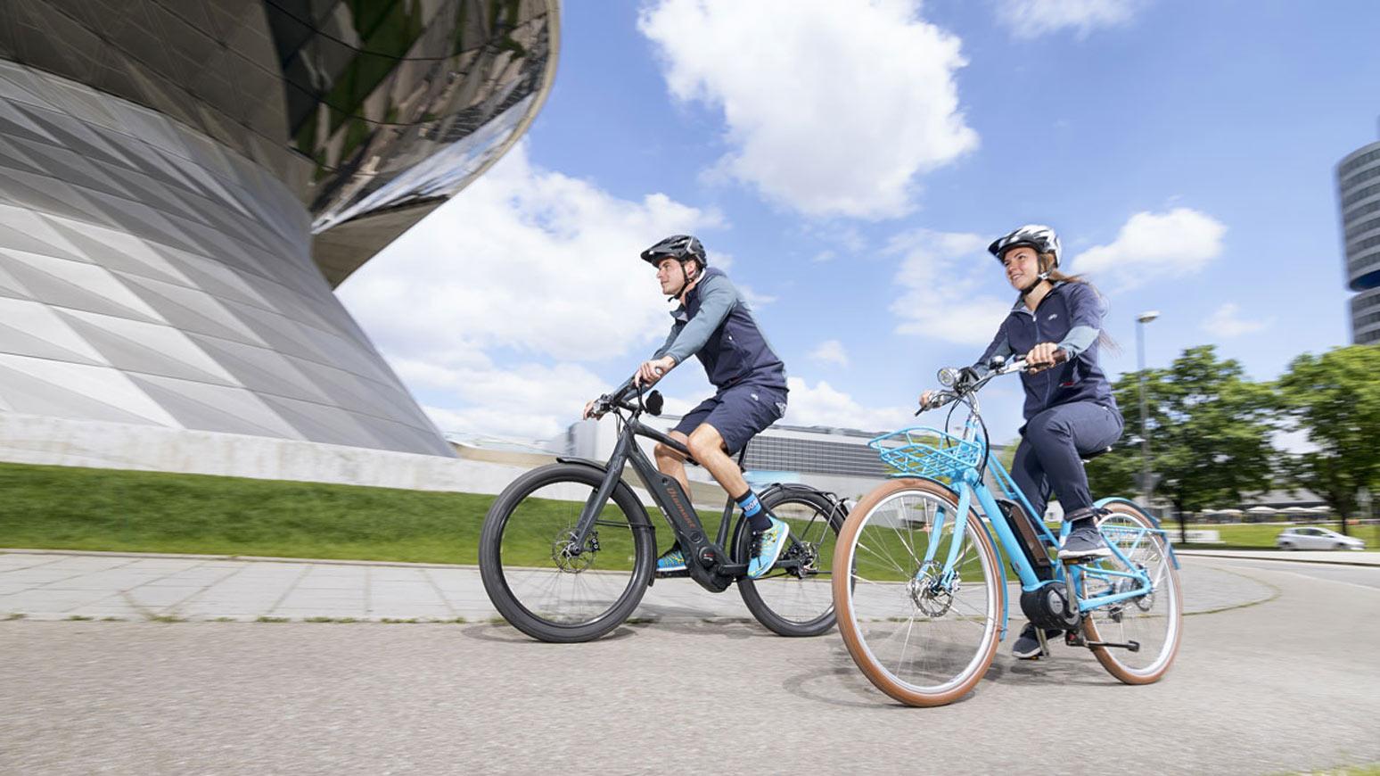 E-Bike-Days_München-Testparcours