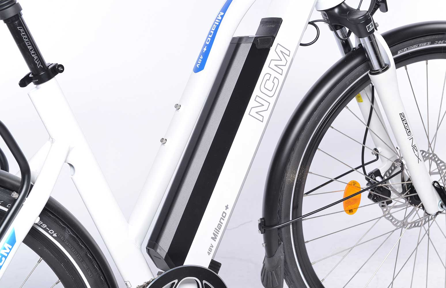 Leon-Bikes-NCM-Milano-Plus-Detail - RADfahren.de