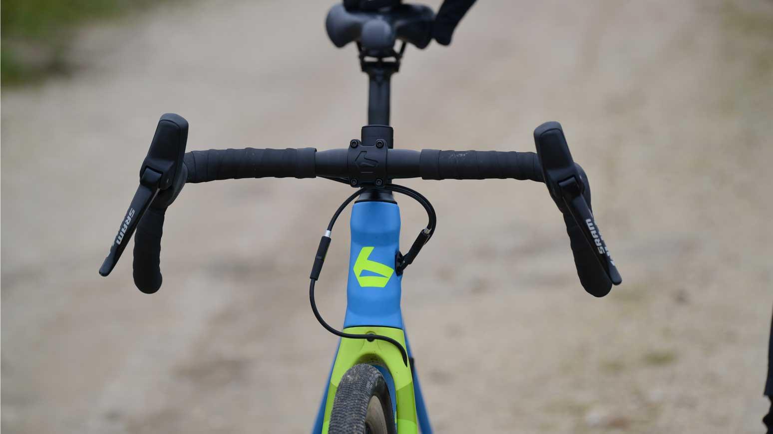 Grandurance CX Team Slihouette mit Randonneurlenker
