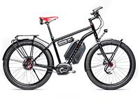 Rennstahl 853 E-Reiserad Rohloff: Echte Premiumklasse von Rennstahl Bikes