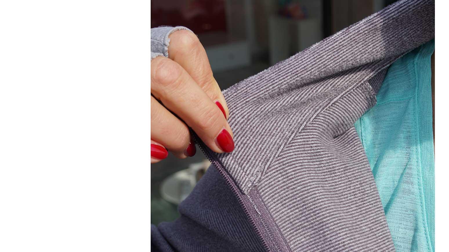 Shimano Transit Fleece Jersey - innen leicht aufgeraut für wohlige Wärme und angenehmes Gefühl auf der Haut.