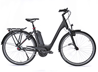 Winora Sinus Tria N8f: Sehr gutes Stadtrad im Test