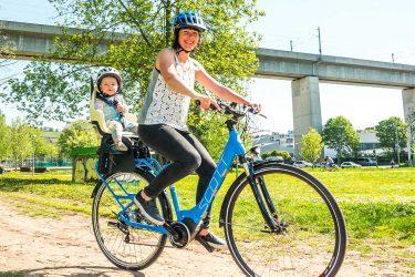 Bobike Go Neuer Kindersitz Fürs Fahrrad Mit Cleverer Montage