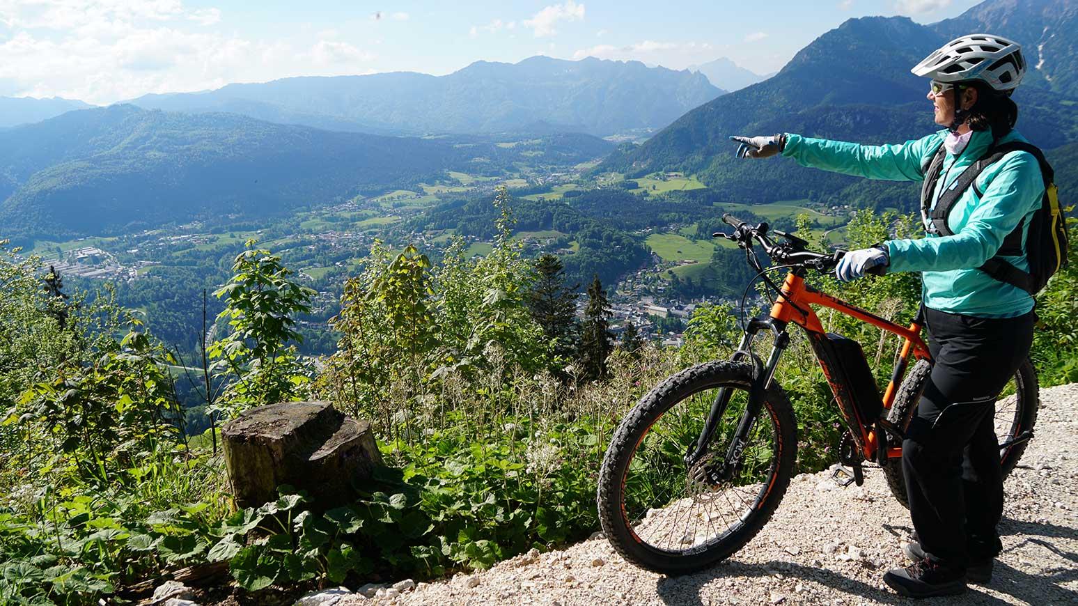 E-Bike fahren im Berchtesgadener Land: Touren um Königssee, Watzmann ...