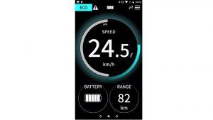 Shimano E Tube Ride App