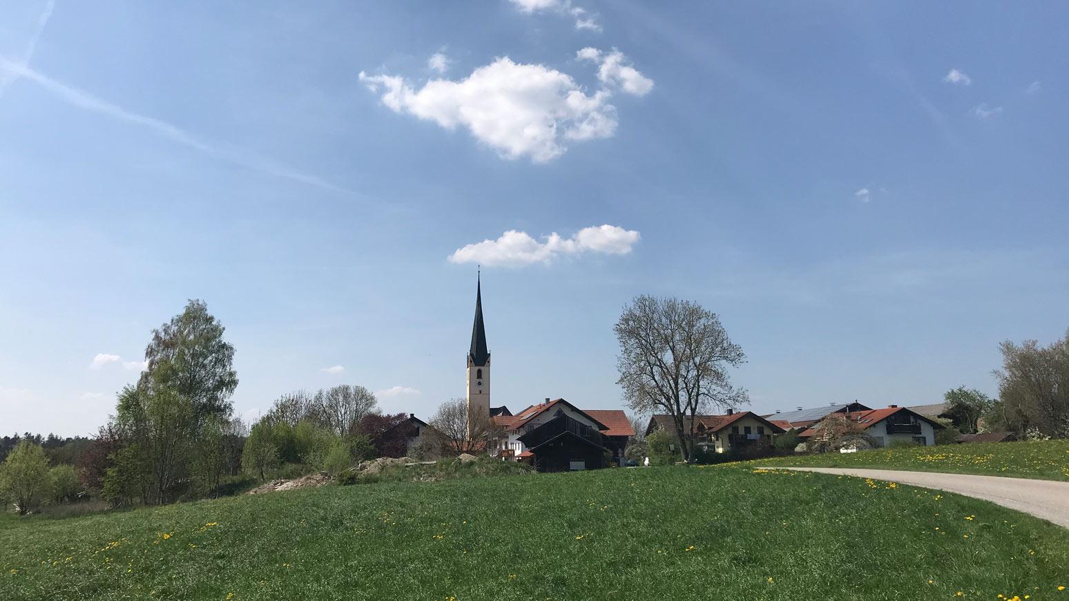 Radtour Isar-Inn-Salzach