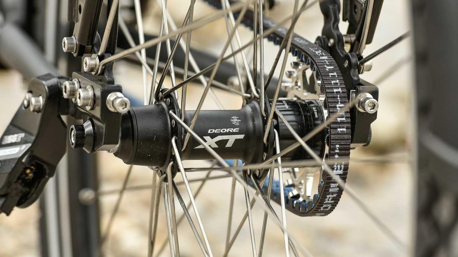 VSF Fahrradmanufaktur TX 1200 Shimano XT-Nabe