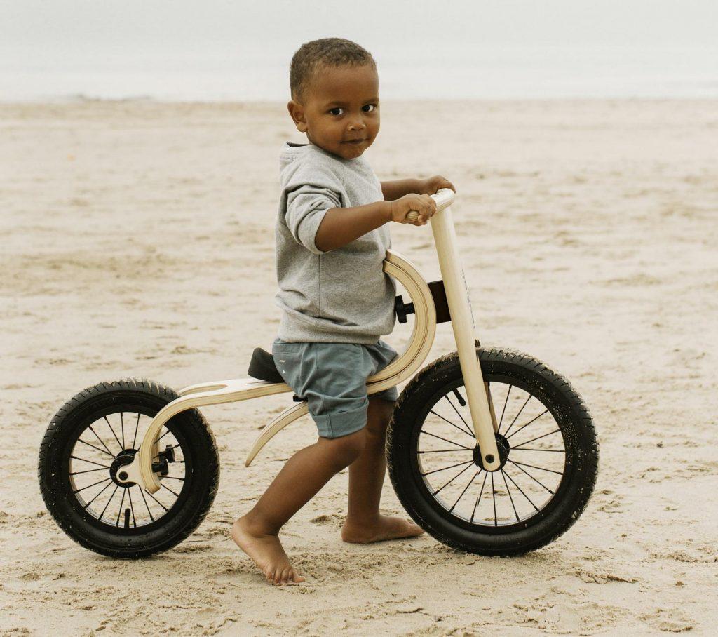 Mit dem Leg&go kann man ein Kind jahrelang glücklich machen oder gleich eine ganze Rasselbande.