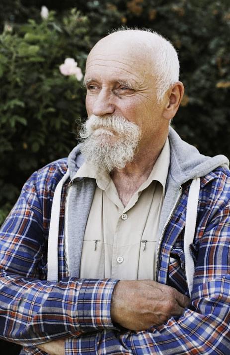 Egons Garklavs, mehrfacher Großvater und Erfinder von Leg&go.