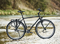 VSF TX-1200 im Test: Das verlässliche Reiserad der Fahrradmanufaktur