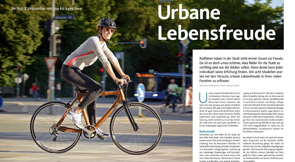 Test: Urbanbikes