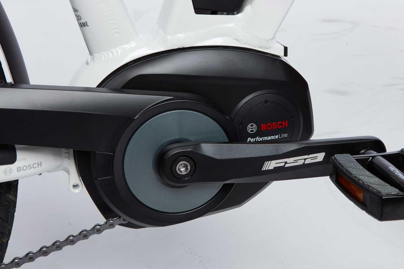 Bewährt: Bosch Performance Line Drive Unit