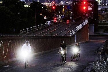 Fahrrad Licht, Test