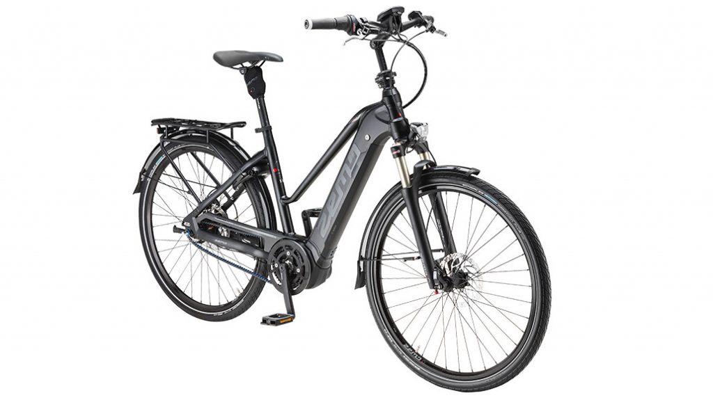 Wer bei der Radreiseanalys mitmacht, hat Chancen auf den Gewinn eines hochwertigen Pedelecs.