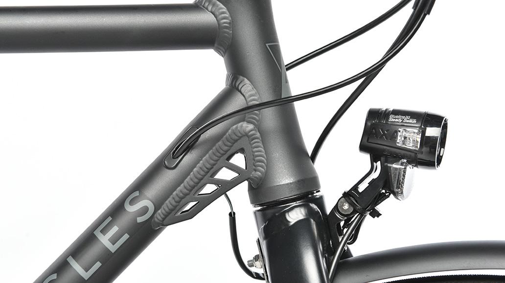 Bicycles CXS 1000, Test, Fahrrad