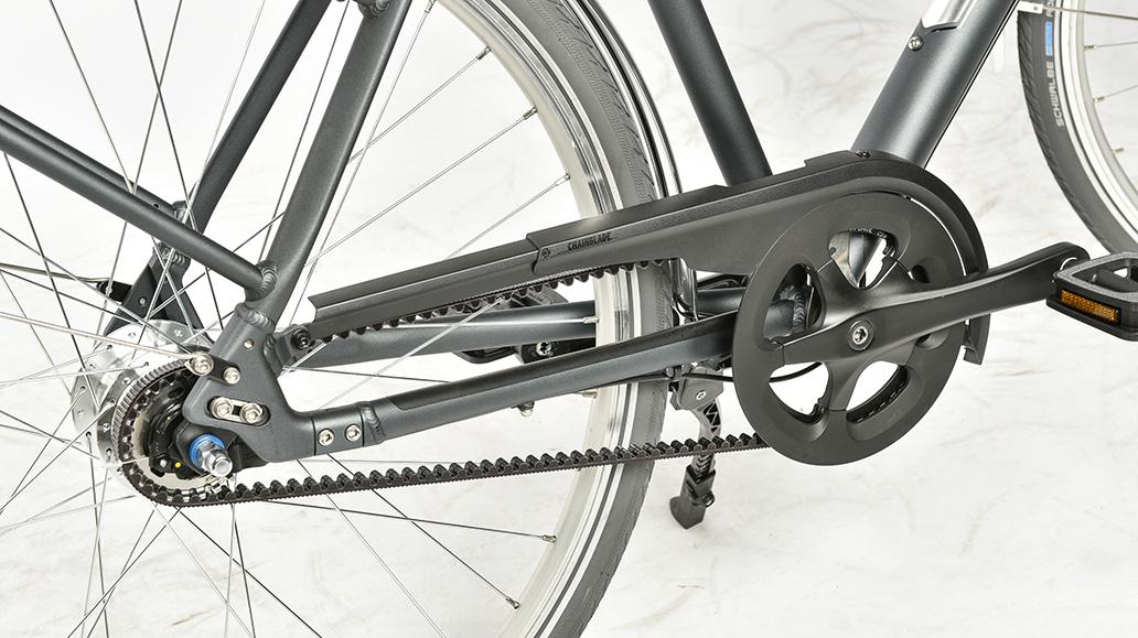 Dynamics Belt SE Cityrad, Stadler, Test, Fahrrad