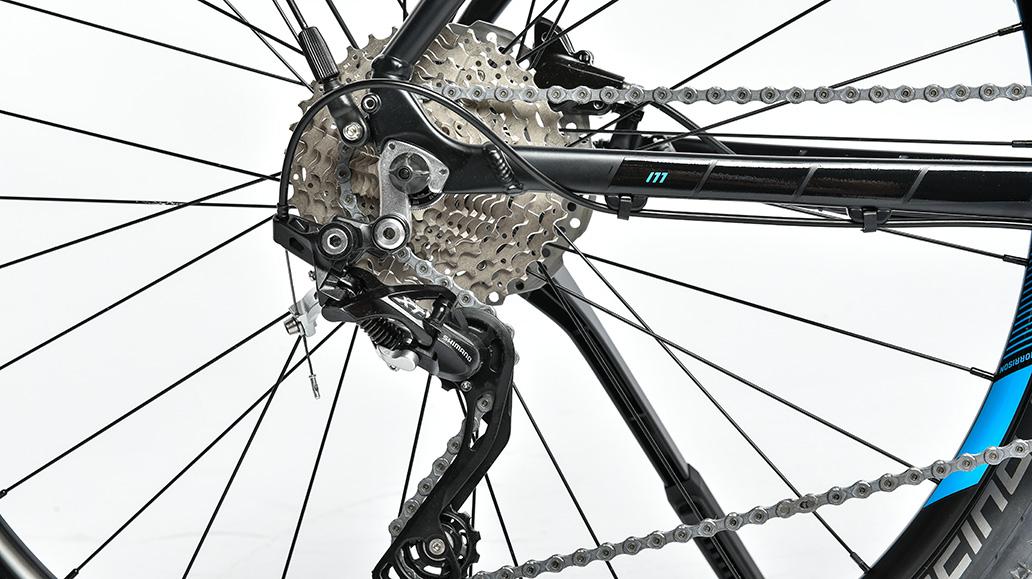 Morrison XM 7.0, Test, Fahrrad