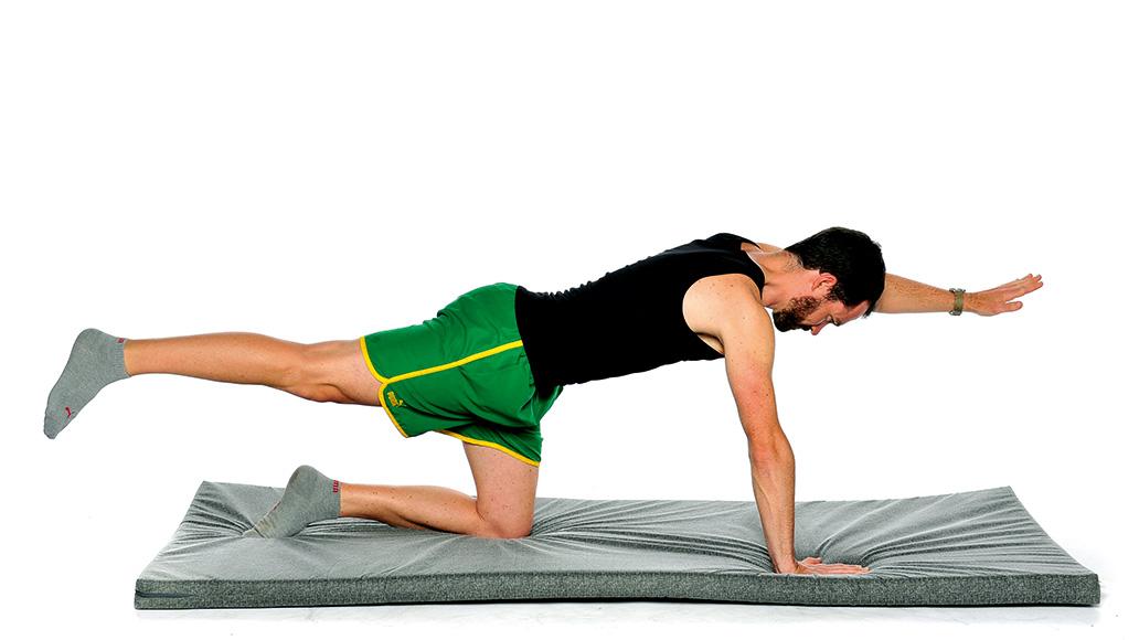 Übungen, Stretching