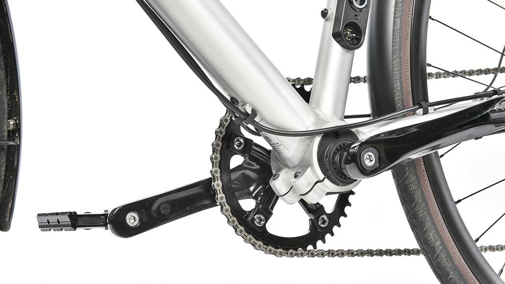 Ampler Curt, Test, Fahrrad