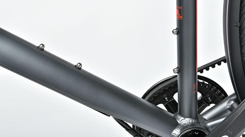 Breezer Beltway 8+, Test, Fahrrad