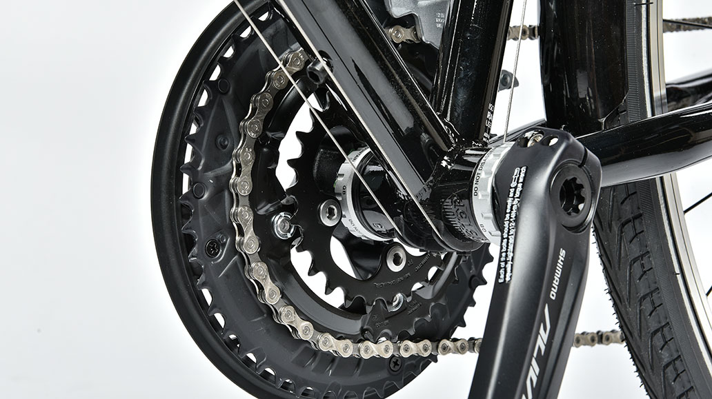 Fuji Touring LTD 2019, Test, Fahrrad