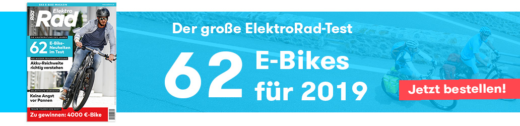 Test, ElektroRad, E-Bike