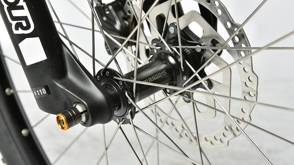 Bergamont E-Revox 7 EQ 29, Test, Fahrrad