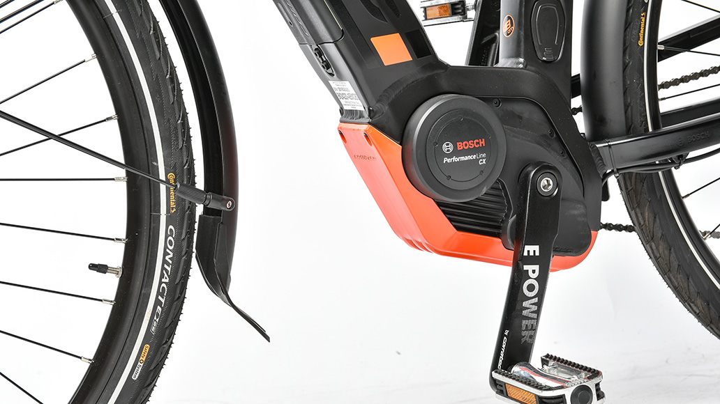 Corratec E-Power 28 Sport, Test, Fahrrad