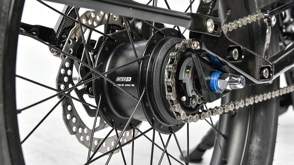Corratec LifeS AP5 Trapez, Test, Fahrrad